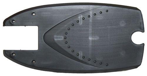 Trittbrett (Kunststoff, schwarz)