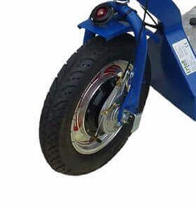 COLLY PU-Reifenfüllung vorne