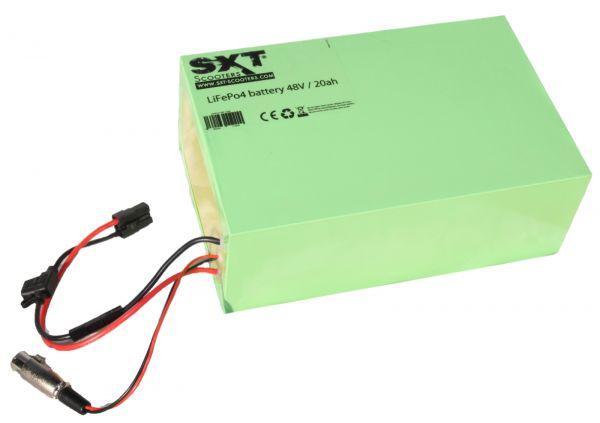Batterie 48V/20Ah LiFePo4 Akkupack (Lithium)
