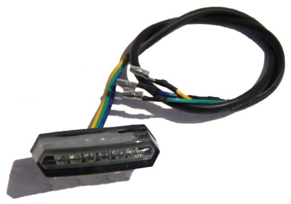 Mini LED Rücklicht - 12V