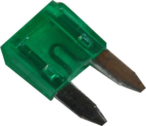 Flachsicherung 30A für Lithium Akkus
