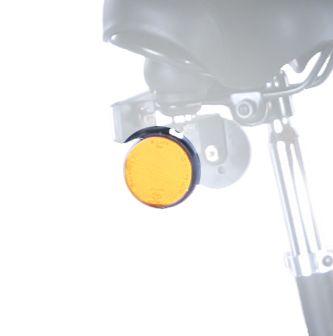 Reflektor orange