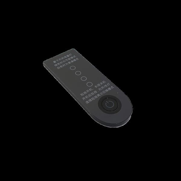 Xiaomi M365 Displayabdeckung hinten