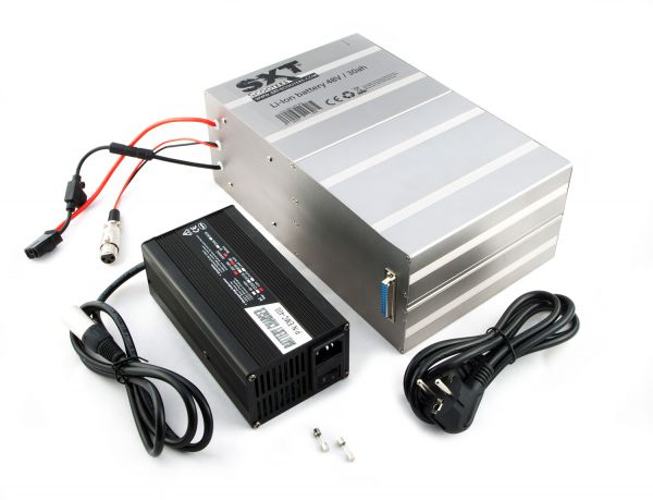 Li-Ion Batterie Lithium Akkupack 48V 30Ah-Copy