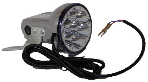 LED Vorderlicht, Frontlicht 48V